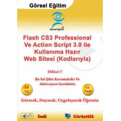 Flash CS3 ve Action 3.0 ile Web