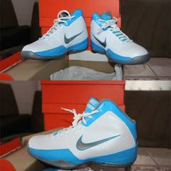 Nike Air Quick Handle Basketbol Ayakkab�s�