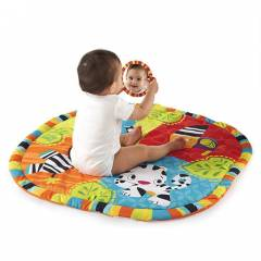 Bright Starts 9279 Oyun Hal�s� Zoo Tails