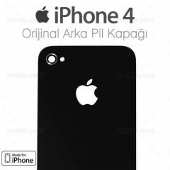 Apple iPhone 4 Arka Kapak Pil Kapa��