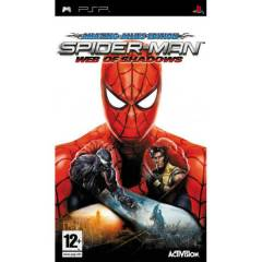 PSP SPIDERMAN WEB OF SHADOWS