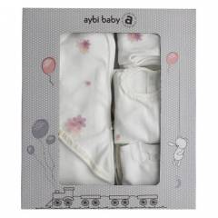 Aybi Baby 2000 Flowers Hastane ��k��� 10lu Set