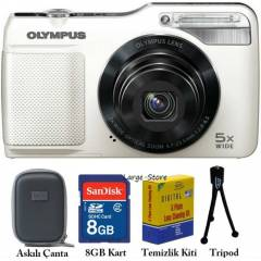 Olympus VG170 14MP HD 3D Foto�raf Makinesi