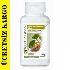 AMWAY NUTRIWAY S�BER�AN G�NSENG PLUS 100 TABLET