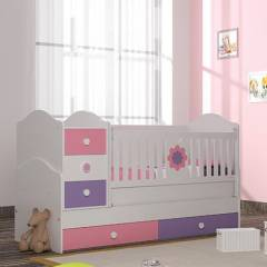 Babi Baby 1106F Flower 70x180 Fig�rl� B�y�yen Be