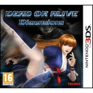 NiNTENDO 3DS DEAD OR ALiVE DiMENSiON (SIFIR PAL)