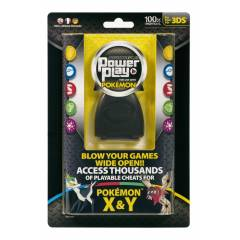 DATEL Action Replay Power Play Pokemon X & Y 3DS