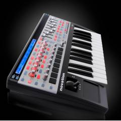Novation 25SL MkII MIDI Klavye - 25 Tu�