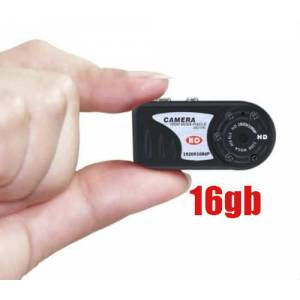 16gb Mini Kamera Full HD IR Gece G�r��l� KAL�TE