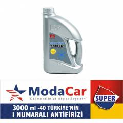 Petrol Ofisi Anti-Freeze 3 lt. 092502