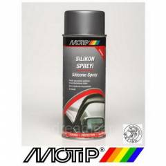 Motip Silikon Spreyi 400 Ml. Made in Holland 040