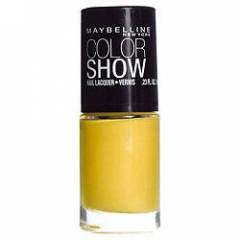 Maybelline Color Show Oje 7 ml - 749 Electric Ye