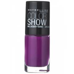Maybelline Color Show Oje 7 ml - 553 Purple Gem