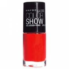 Maybelline Color Show Oje 7 ml - 341 Orange Atta