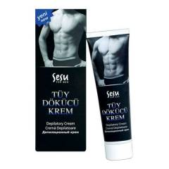 Sesu For Men T�y D�k�c� Krem 100 ml - Erkekler �