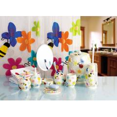 PR�MA NOVA BUGS IN BLOOM TAM SET BANYO AKSESUARI