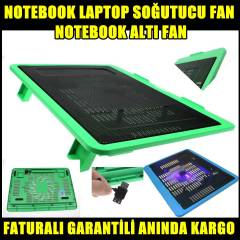 NOTEBOOK LAPTOP SO�UTUCU FAN LEPTOP ALTI FAN