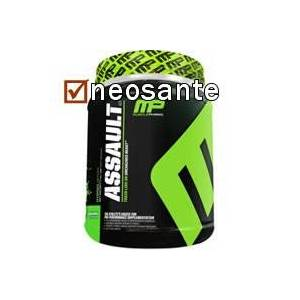 MusclePharm - Assault 736 gr + HED�YEL�