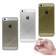 iPhone 5 K�l�f Silikon iPhone 5 K�l�f 02mm