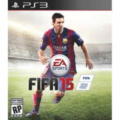 PS3 FiFA 15 PS3 SUPER L�G F�FA 15 DE GS BJK FB