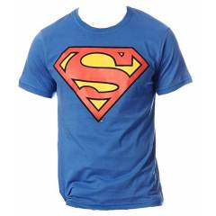 DC Comics Superman Ti��rt-LOGO- �CRETS�Z KARGO