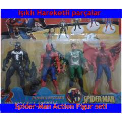 �r�mcek adam Spiderman Action Figur sider-man4l�