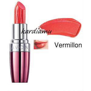 AVON RUJ -COLOUR RICH SATEN-VERMILLION-KIRMIZI