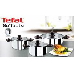 Tefal So Tasty 6 Par�a Tencere Seti