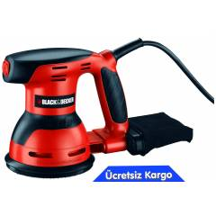 Eksantrik Zımpara Black Decker KA198