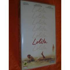 LOL�TA - JEREMY IRONS, MELANIE GRIFFITH - VHS