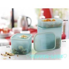 TUPPERWARE SU SET 3 L� - 500 ml -1,3 LT -2,1 LT
