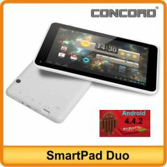 CONCORD 8GB / ��FT KAMERA / DUAL CORE TABLET PC