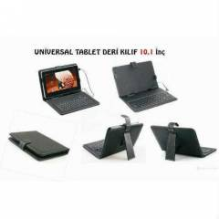 10 in� Klavyeli tablet K�l�f klavyeli tablet k�