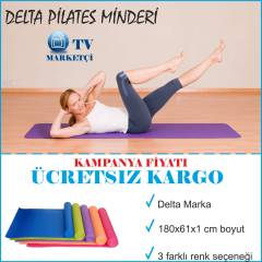 DELTA P�LATES M�NDER� - 1 cm P�LATES M�NDER�