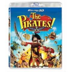 The Pirates -Korsanlar (3D ) Blu-ray AMBALAJINDA