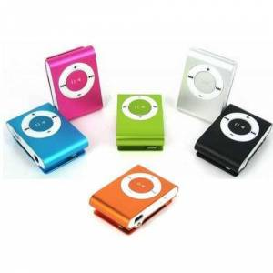 MINI CLIP MP3 PLAYER KULAKLIK USB KUTUSUNDA PRIZ