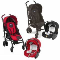 Chicco Lite Way Plus Travel Bebek Arabas�