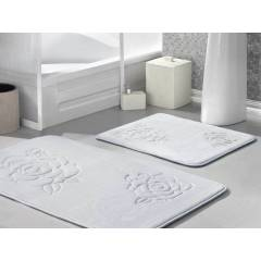 L�DYA HOME ROSE BANYO PASPAS SET� 2 PAR�A