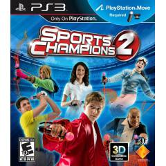SPORTS CHAMPIONS 2 PS3 SIFIR AMBALAJINDA