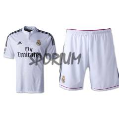 2014-2015 Real Madrid FORMA ve �ORT Home