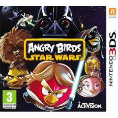 ANGRY BIRDS STAR WARS 3DS OYUNU SIFIR