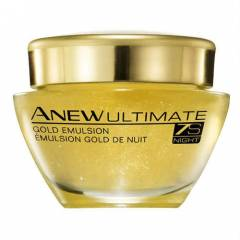 Avon Anew Ultimate Gold Emulsion 7S Gece Kremi