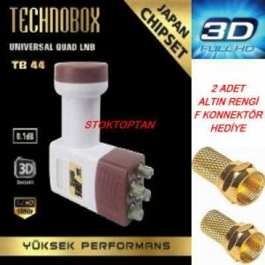 TECHNOBOX D�RT G�R��L� LNB FULL HD 3D 2014 MODEL