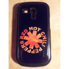 SAMSUNG S3 mini i8190 RED HOT CHILI PEPPERS KAPK