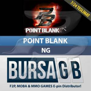 Point Blank 110000 NG NFinity PointBlank 110.000
