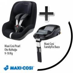 Maxi Cosi Pearl Oto Koltu�u - Family Fix Baza To