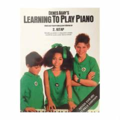 Denes Agay's Learning to Play Piano 2