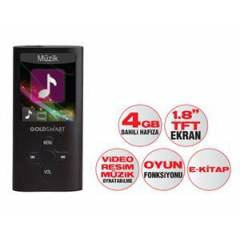 GOLDSMART MP4-224 D�G�TAL PLAYER