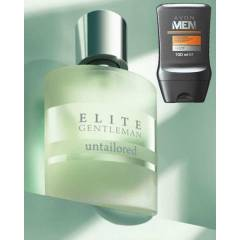 AVON ELITE GENTLEMAN + AVON MEN TRA� SONRASI