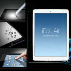 iPAD A�R TEMPERED GLASS KIRILMAZ CAM KORUYUCU